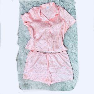 Gillian & O'Malley 2 piece pajama set